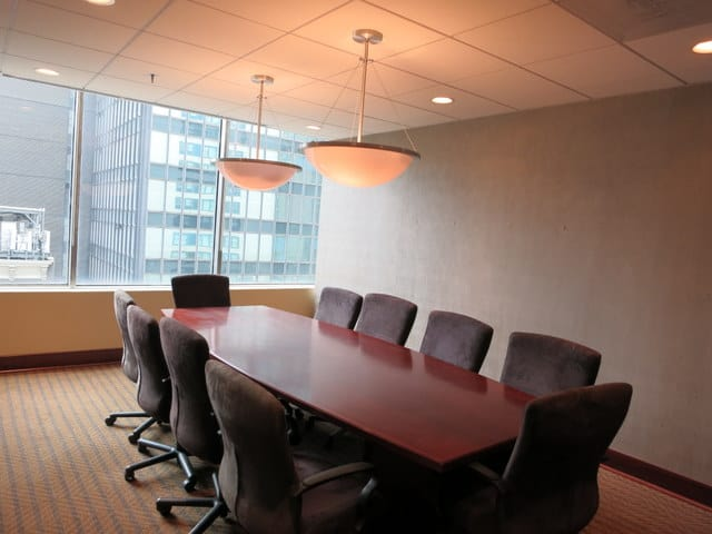 How do Firms Leverage Conference Room Rentals in Executive Offices to Increase Their Bottom Line?