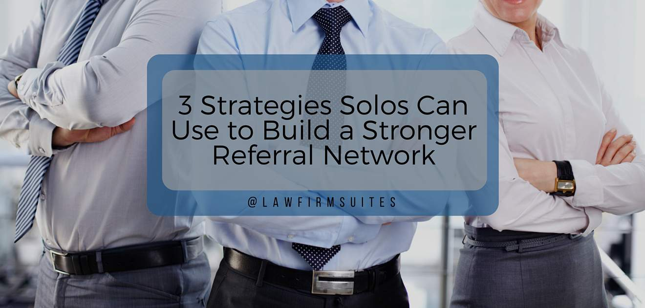 Build a Stronger Referral Network