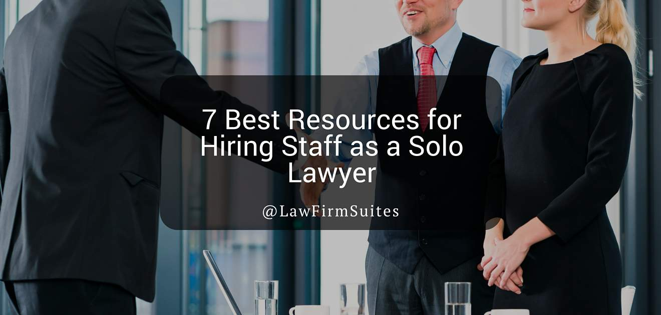 Solo Law Firms and IT