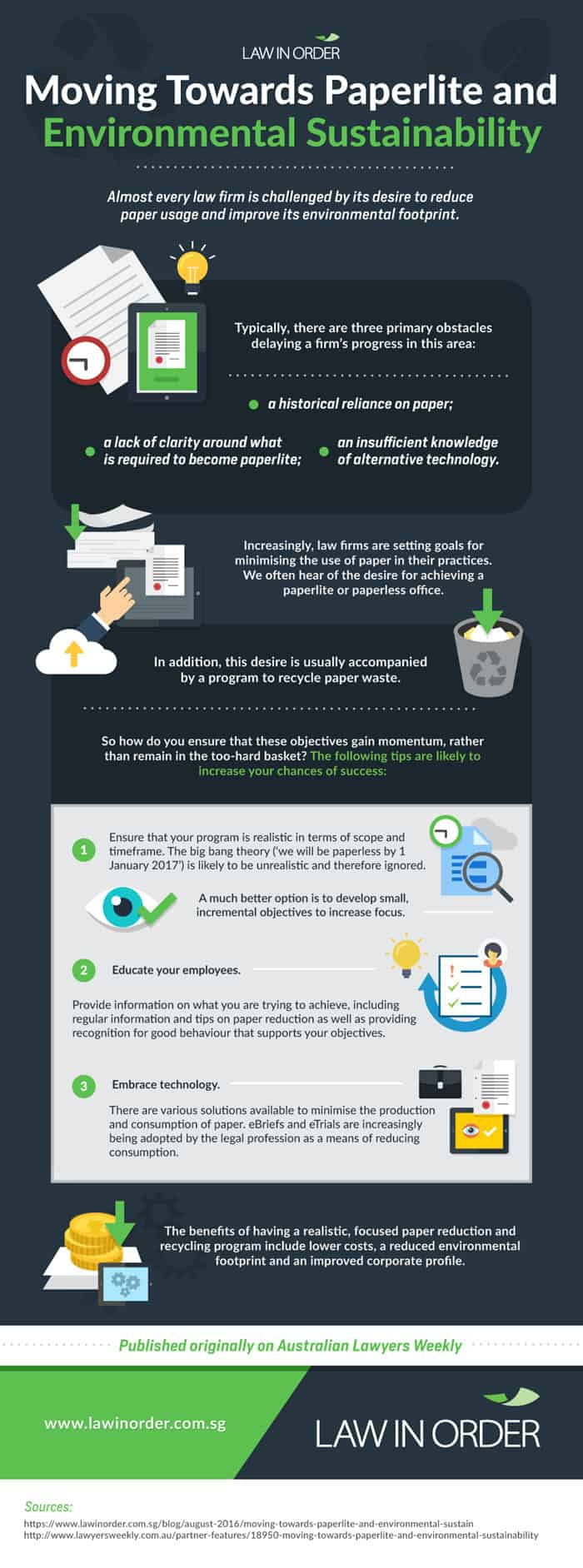 Helping Your Firm Go Paperless