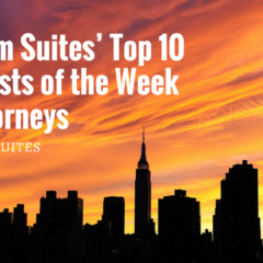 Law Firm Suites' Top 10 Blog Posts of the Week For Attorneys