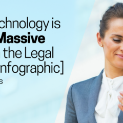 Mobile Technology is Having a Massive Impact on the Legal Industry [Infographic]