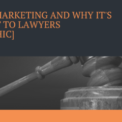 Referral Marketing and Why it's Important to Lawyers [Infographic]