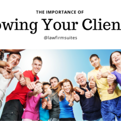 The Importance of Knowing Your Clientele