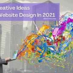 5 Creative Ideas For Law Firm Website Design In 2021
